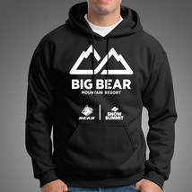 Oficial Big Bear Montain Logo Cool Gildan Sweatshirts Hoodies - $35.00