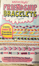 Just My Style Create 15 Friendship Bracelets Kids & Adult Gifts 6+  - $16.80