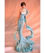 "Hamilton Collection 2007 Princess Of Our Hearts Princess Diana Figurine 8"" - $15.93"