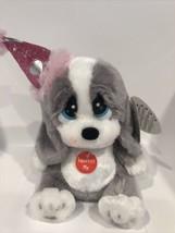 "Sad Sam Honey Aurora World Lil Pup Birthday Plush  7.5"" with sound New A... - $14.95"