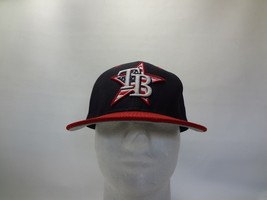 Navy/Red Cap Tampa Bay Rays MLB 2014 Hat July 4th & Stars 59FIFTY Stripes - $17.81