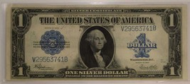 1923 $1 Silver Certificate; Nice AU; Fr.-237 - $109.88