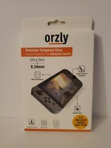 Orzly Nintendo Switch Tempered Glass Screen Protector 2 pack - $15.99