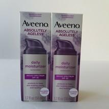 Aveeno Absolutely Ageless Daily Moisturizer Sunscreen SPF 30 1.7 fl oz L... - $36.76