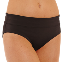 Nike Black Brief Swimsuit Bottoms Size S, M, L, XL Msrp $48.00 New - $29.99