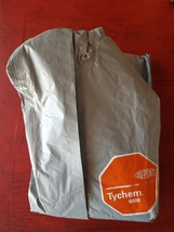 NEW Tychem 6000 F Coverall Dupont hooded gray XL - $29.99
