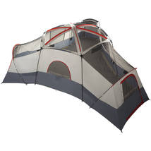 Large Camping Tent Outdoor Picnic Travel Family Cabin House 20 Person 4 ... - $299.99