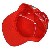 Puma Ferrari Men's SF Adjustable Sport Flatbrim Snapback Hat Cap 02153801 image 4