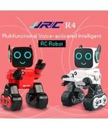 2018 JJRC R4 RC Robot Toy Voice-Activated Intelligent RC Robot Magic Sou... - $63.64