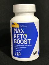 Max Keto Boost KETO Diet Pills Best BHB Ketogenic Weight Loss Fat Burn 8... - $12.86