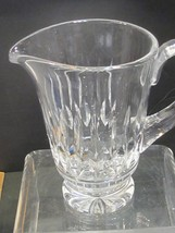 Signed Waterford crystal pitcher - $73.52