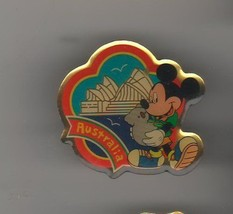 Mickey Mouse hold a koalaJapan  Authentic Disney pin Never  Sold - $14.99
