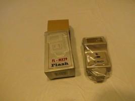 Fujifilm FL FL-MX29 Shoe Mount camera Flash for Fujifilm NOS new old sto... - $11.34