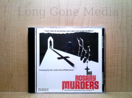 The Rosary Murders (Soundtrack) by The Royal Philharmonic Orchestra (CD,... - $12.95