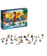 LEGO City Advent Calendar 60201, New 2018 Edition, Minifigures, [New] Ch... - $39.99