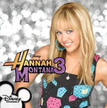 Hannah Montana 3 (Enhanced) [Audio CD] Various [Audio CD] Unknown - $4.94