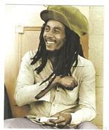 Bob Marley Spliff Roller Vintage 11X14 Matted Color Music Memorabilia Photo - $13.99