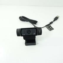Logitech C920 Carl Zeiss Full HD 1080p Pro Webcam V-U0028 860-000334 30F... - $53.99