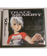 Nintendo DS - TRACE MEMORY (Complete with Manual) - $20.00
