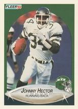 1990 Fleer #362 Johnny Hector - $0.50