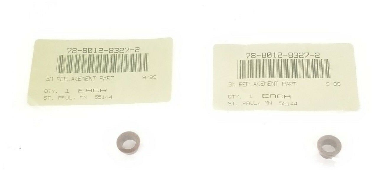 LOT OF 2 NEW 3M 78-8012-8327-2 REPLACEMENT PARTS 78801283272