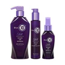Its A 10 Seiden Express Shampoo, ohne Ausspülen, Balsam Set Us Verkäufer - $42.04