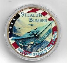 Usaf B-2 Spirit Stealth Bomber Challenge Coin - $9.89