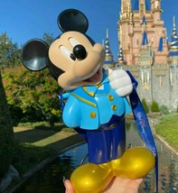 NEW Walt Disney World 50th Anniversary Celebration Mickey Mouse Popcorn ... - $51.99