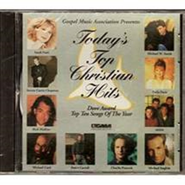Today's Top Christian Hits Cd