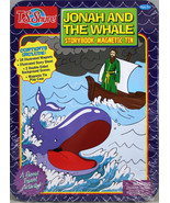 Jonah And The Whale Storybook Magnetic Tin Playset NEW Great Travel Acti... - $18.43
