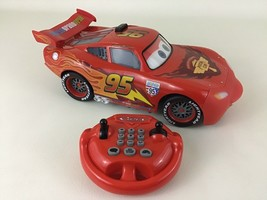 Disney Cars 3 U-Command Lightning McQueen Infrared Remote Control Car Th... - $108.85