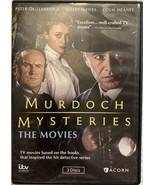 Murdoch Mysteries: The Movies (DVD, 2004-2005) - $26.74