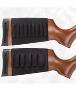 2pc Buttstock Shotgun/Rifle Elastic Ammo Holders Hunt Range Bullet Shell... - $10.99