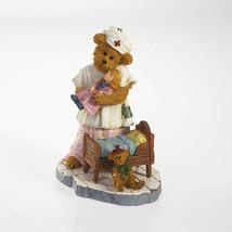 "Boyds Bearstone ""Annie Nursley and Her Lil' Friends"" #4016614- 1E- NIB- ... - $44.99"