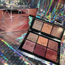 NIB NARS Wanted 2 WANTED II Cheek Palette Limited Edition Works w All Skin Tones image 1