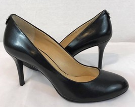 NEW Michael kors MK Flex Mid Pumps Heels Black ... - $46.37