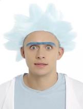 Rick & Morty Old Man Blue Wig Halloween Cosplay - $23.06