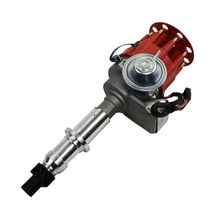 Pontiac Ready 2 Run R2R Distributor V8 301 326 350 387 400 421428 455, Red Cap image 5