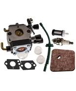 New Carburetor For STIHL FS38 FS45 FS46 FS55 KM55 FS85 Air Fuel filter G... - $10.40