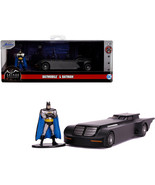 Batmobile with Diecast Batman Figurine Batman: The Animated Series (1992... - $27.08