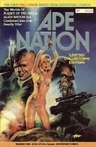 Ape Nation Comic Book #1, Limited Ed Adventure Comics 1991 NEAR MINT UNREAD - $9.74