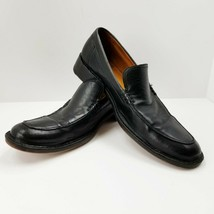 Cole Haan Men's Leather Shoes Size 12 M Black Slip On Loafers C05656  EUC - $65.06