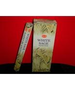 Hem White Sage Stick Incense Bulk Box Savings 120 Sticks - $8.05