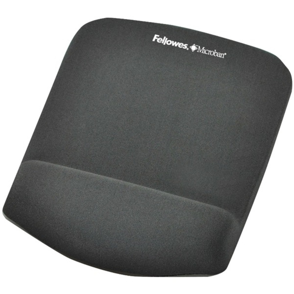Primary image for Fellowes 9252201 PlushTouch Mouse Pad Wrist Rest with FoamFusion