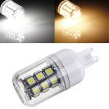 G9 3W White/Warm White 350LM 27 SMD 5050 LED Corn Light Bulb 12V - $8.63