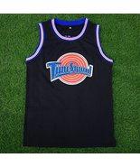 Michael Jordan Tune Squad Space Jam Jersey Bugs Bunny Basketball T-Shirt... - $27.95