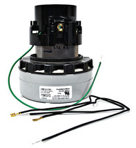 Ametek Lamb 5.7 Inch 2 Stage 120 Volt b/B Peripheral Bypass Motor 119413-13 - $223.92