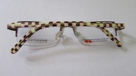 WOMEN'S MANHATTAN DESIGN STUDIO EYEGLASSES FRAMES  RX GLASSES 49-18-135 MM image 3