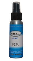 PSOR VAL Spray for Skin Symptoms, Psoriasis, Dermatitis, Dandruff 2.54 o... - $20.00