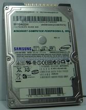 New Samsung - MP0402H 40GB 2.5 inch IDE Hard Drive Free USA Ship - $58.75